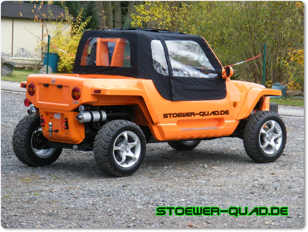 Buggy 800 4x4 Nbluck Homologue Route Suzuki Cars